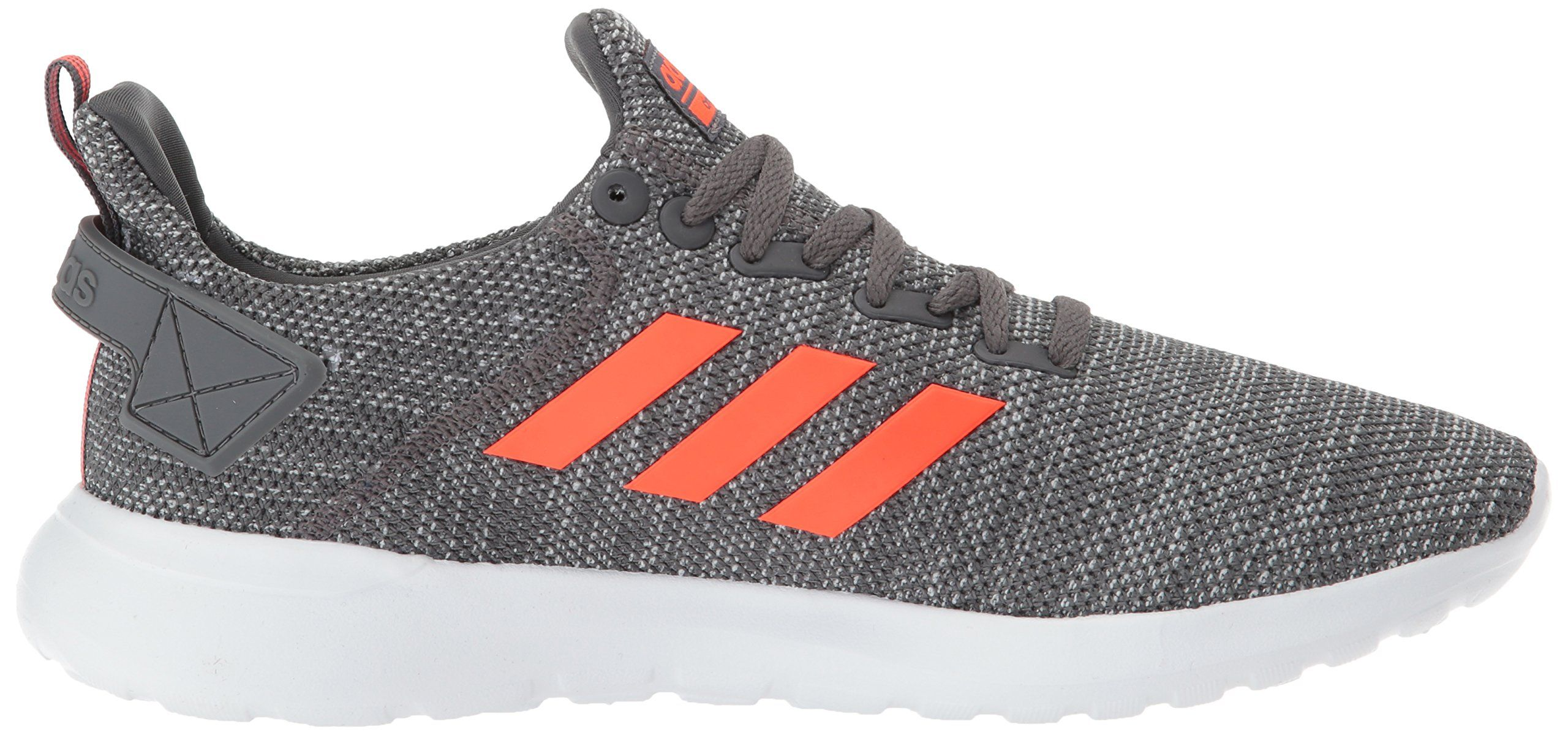 5287efde7ab adidas Performance Mens Lite Racer BYD Running Shoe Grey Five Solar  Red White 10 M US   See this great product. (This is an affiliate link)