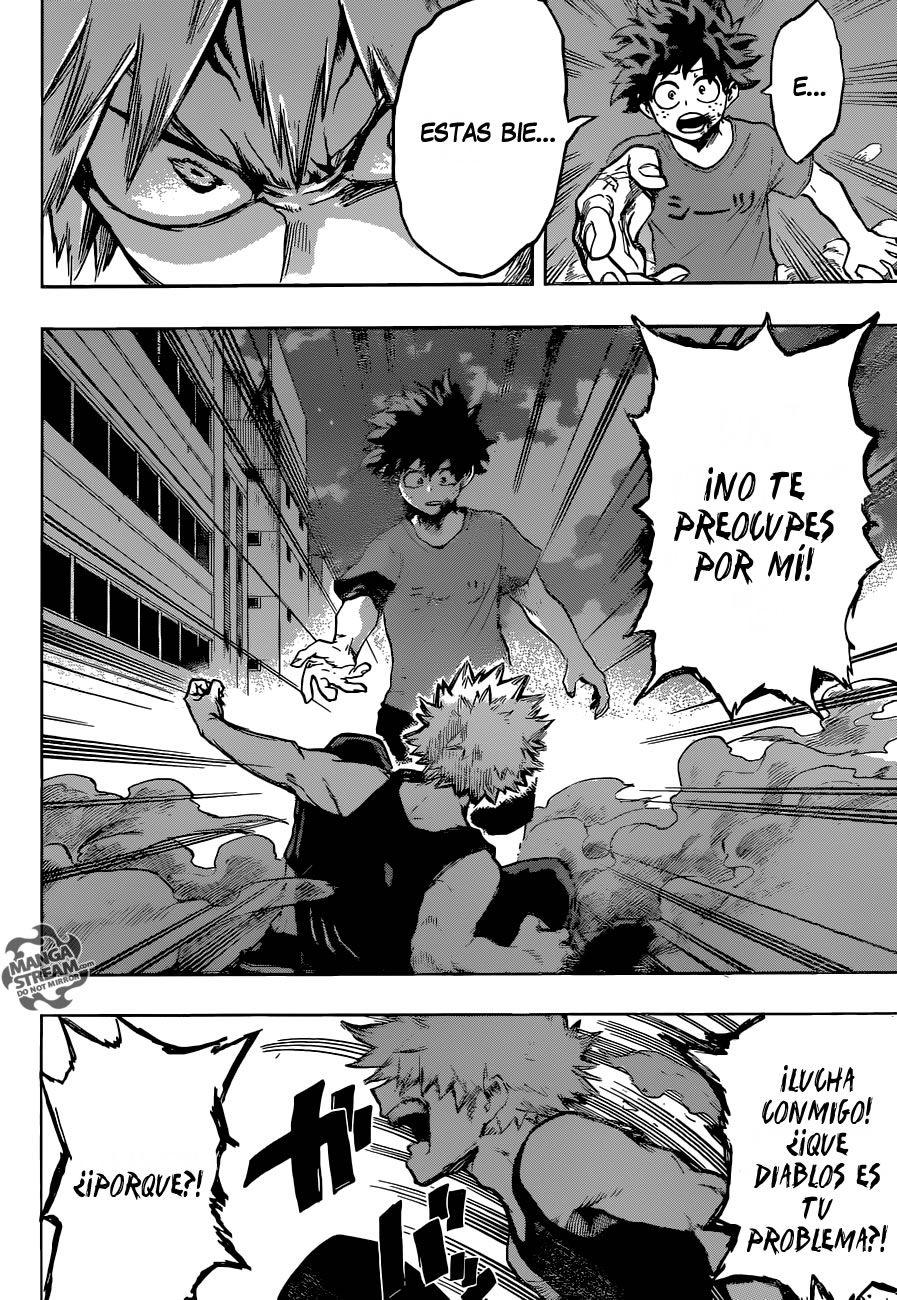 Boku No Hero Academia 1 Inmanga Con Imagenes Heroe My Hero