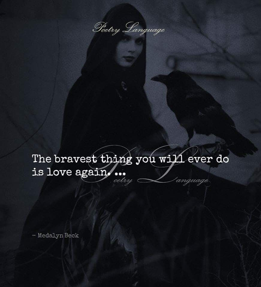 Will I be able to? | Inspirational quotes, Gothic quotes ...