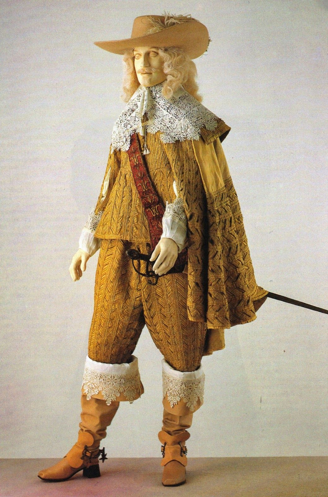 Costume Historian: 1630: Three suits, one coat and a wedding