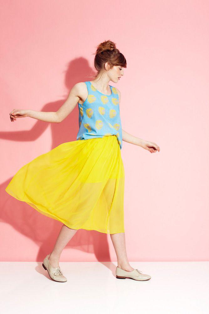 Sunspot Skirt / Hound