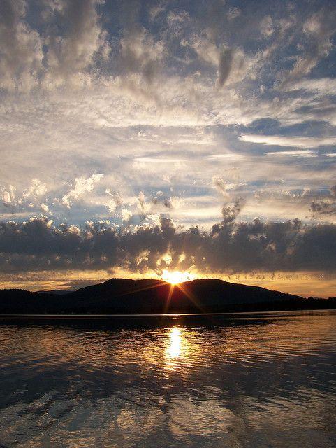 Freedom S Sunset Sunset Beautiful Photo Lake