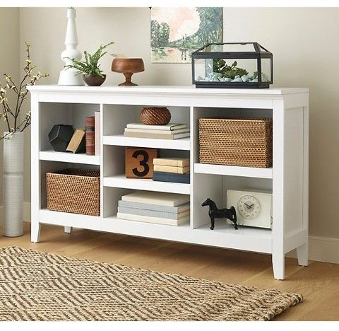 Threshold Carson Horizontal Bookcase 6 Finishes Target Com