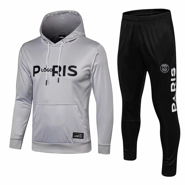 faa0bd905e9 Men s Pullover Hoodie Paris Saint-Germain Jumpman Sweater Hood ...