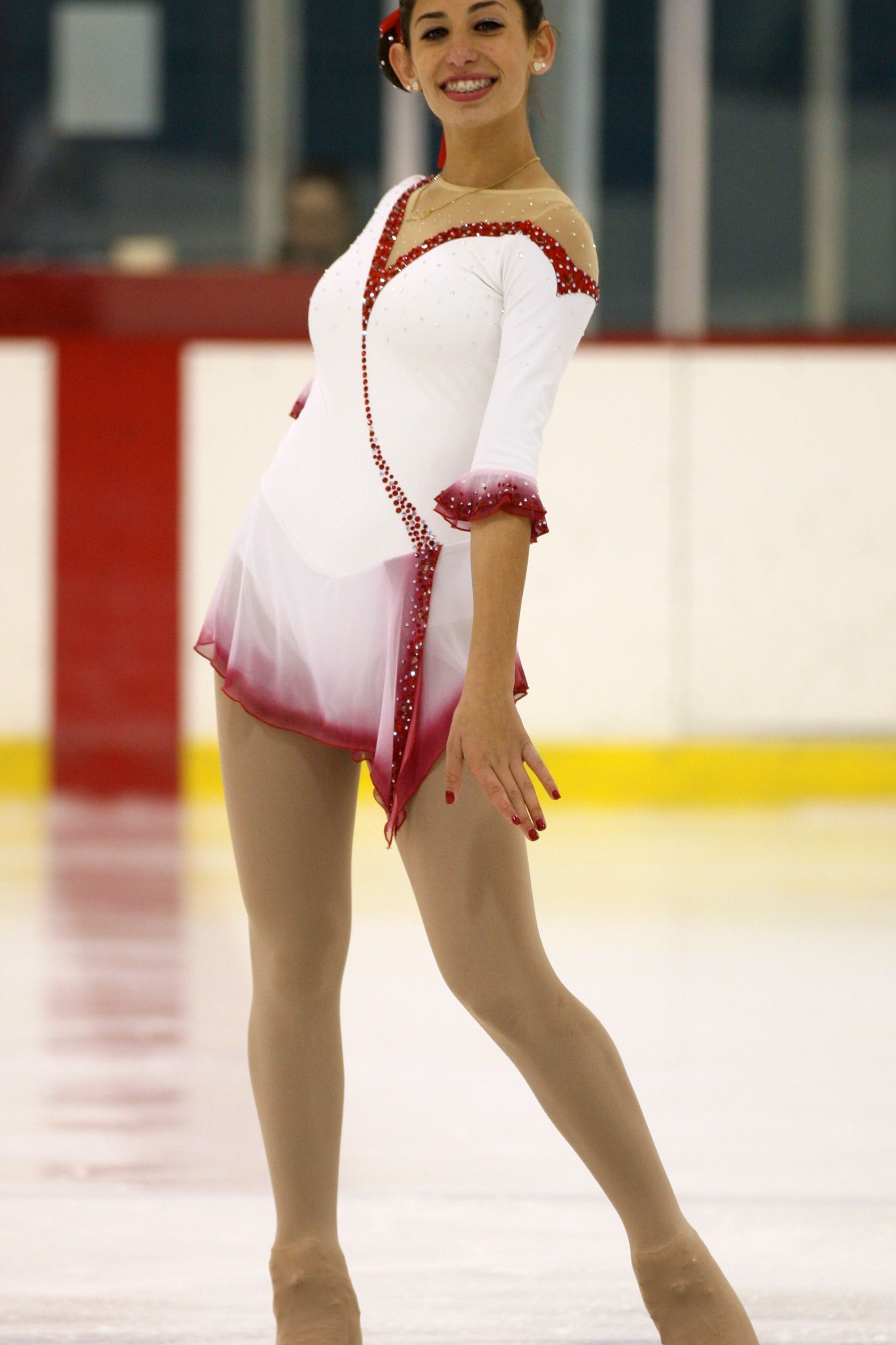 Custom Figure Skating Dress By Kelley Matthews Designs for a West ...