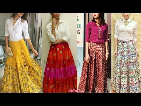 478599539f (3) Latest SHIRT Lehenga Designs // Current Trend in Lehenga Designs -  YouTube