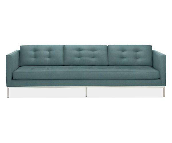 "i love this sofa!  only $2k!  Room & Board - Sabine 101"" Sofa"