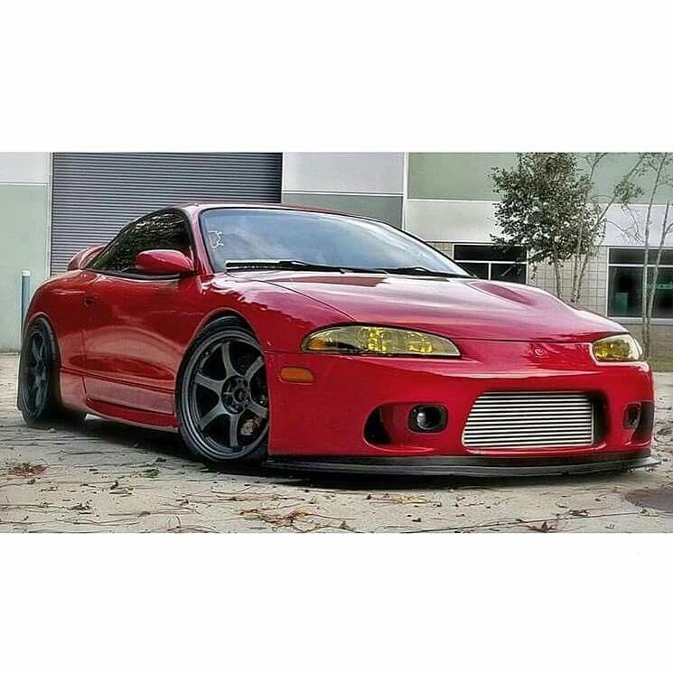 Mitsubishi Eclipse, Mitsubishi Eclipse Gs