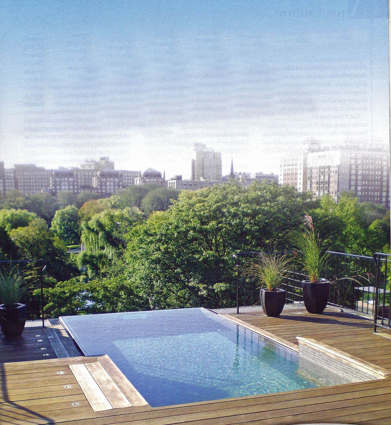 On Roof Top Swimming Pool Construction Swimming Pool Construction Pool Construction Pool