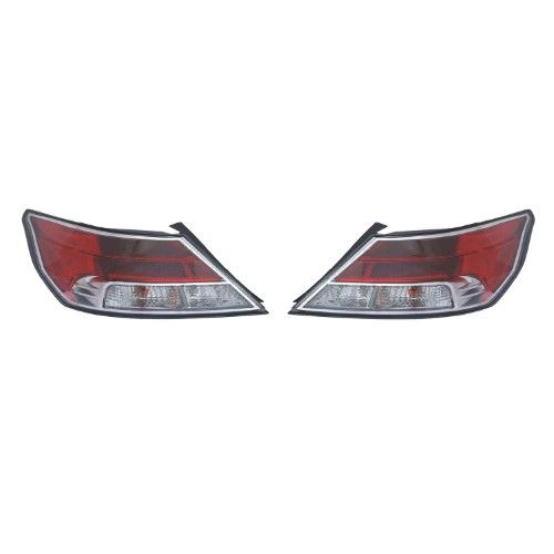 New Tail Light Pair Fits Acura Tl 09-11 33550TK4A02