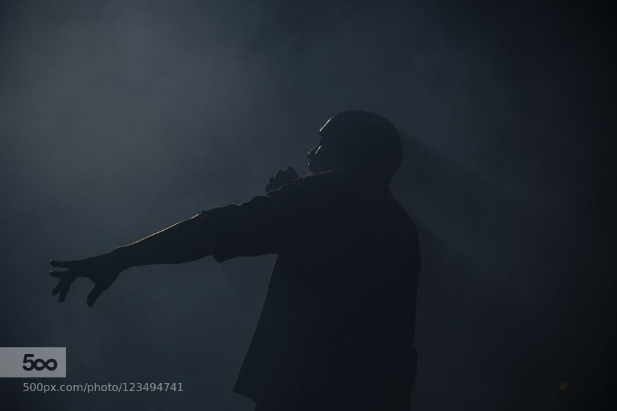 kanye west - by greg noire by gregnoire