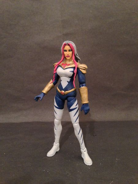 Songbird (Marvel Legends) Custom Action Figure