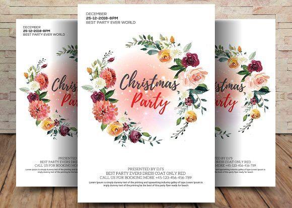 Christmas Party Invitation Invitation Templates Invitations