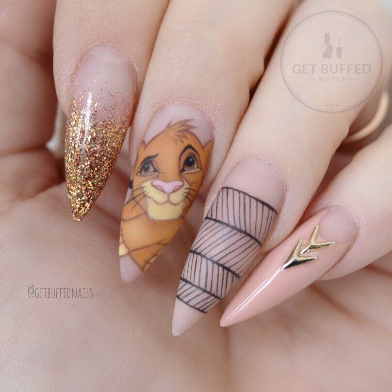 Pin by Lonewolfmedia llc on Nails | Pinterest | Childhood, Lions and ...