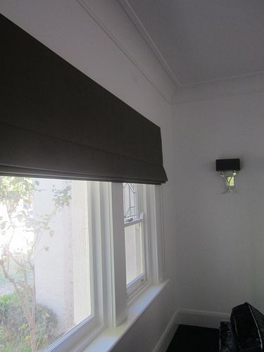 Really Need To Get A Roman Blind For The Large Window Also