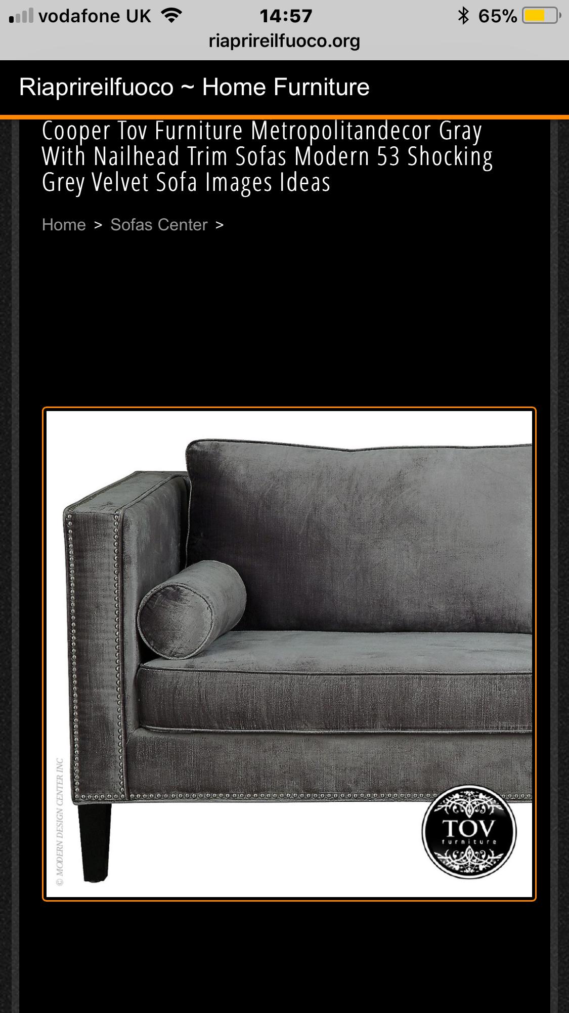 Sofa Images, Nailhead Trim Sofa
