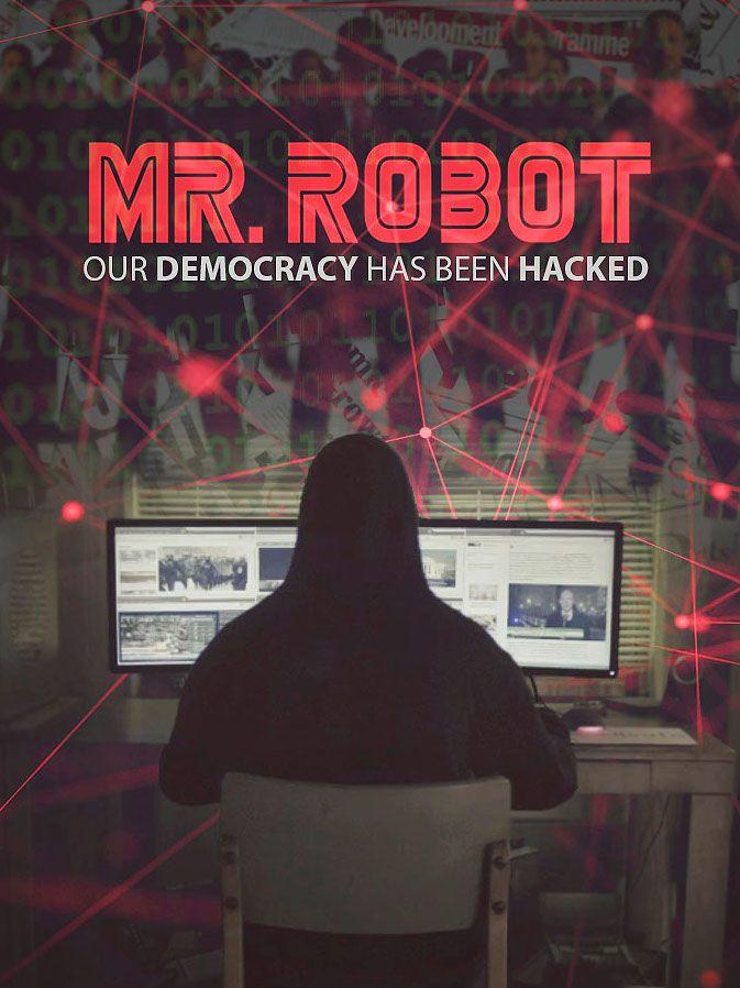 Mr Robot Saison 1 Streaming : robot, saison, streaming, Robot, Saison, Http://cpasbien.pl/mr-robot-saison-1/, Series, Filmes,, Pôsteres, Filmes