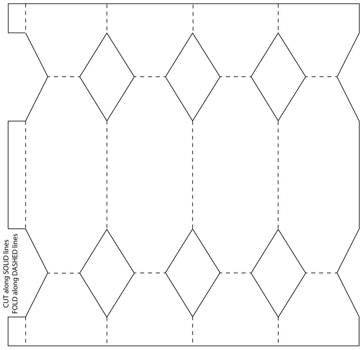 Cracker template - product image | Crafts ideas | Pinterest ...