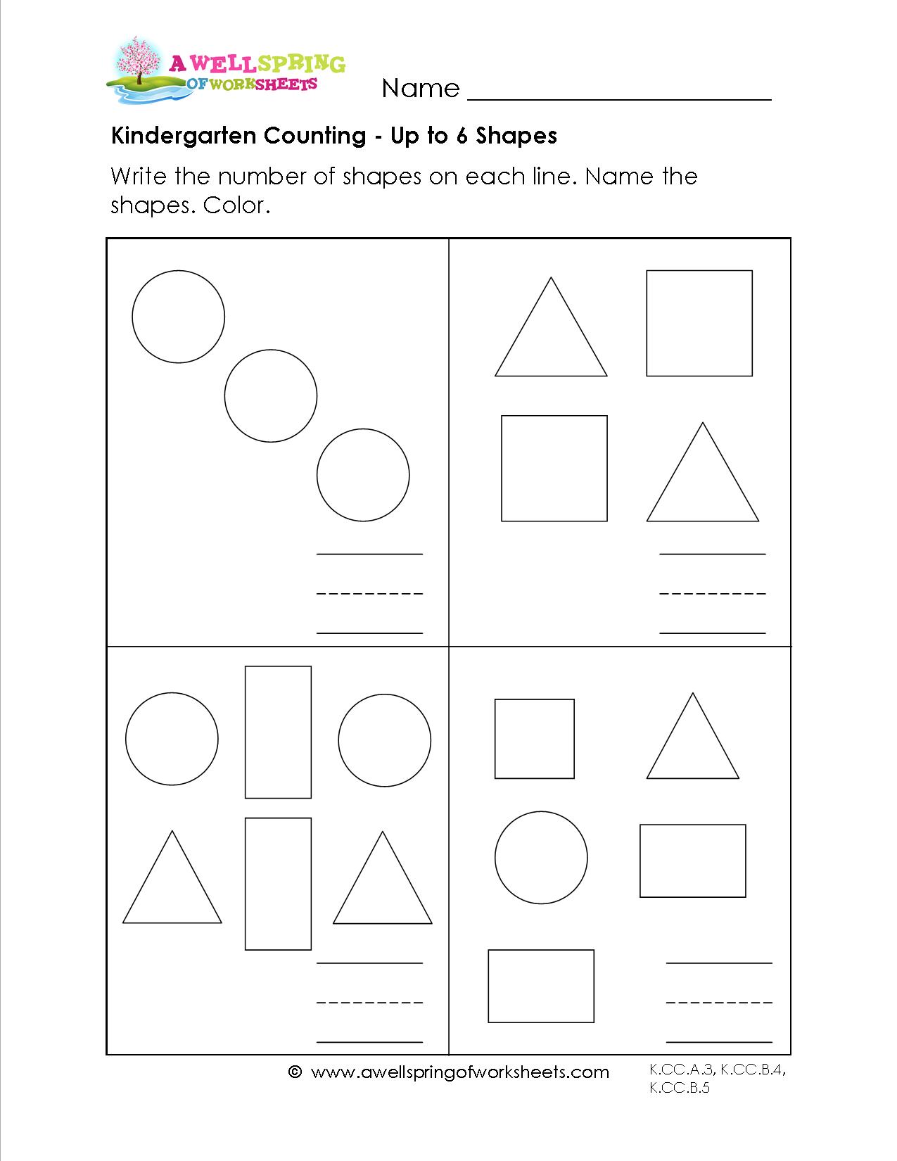 Grade Level Worksheets   Worksheets, Kindergarten and Math