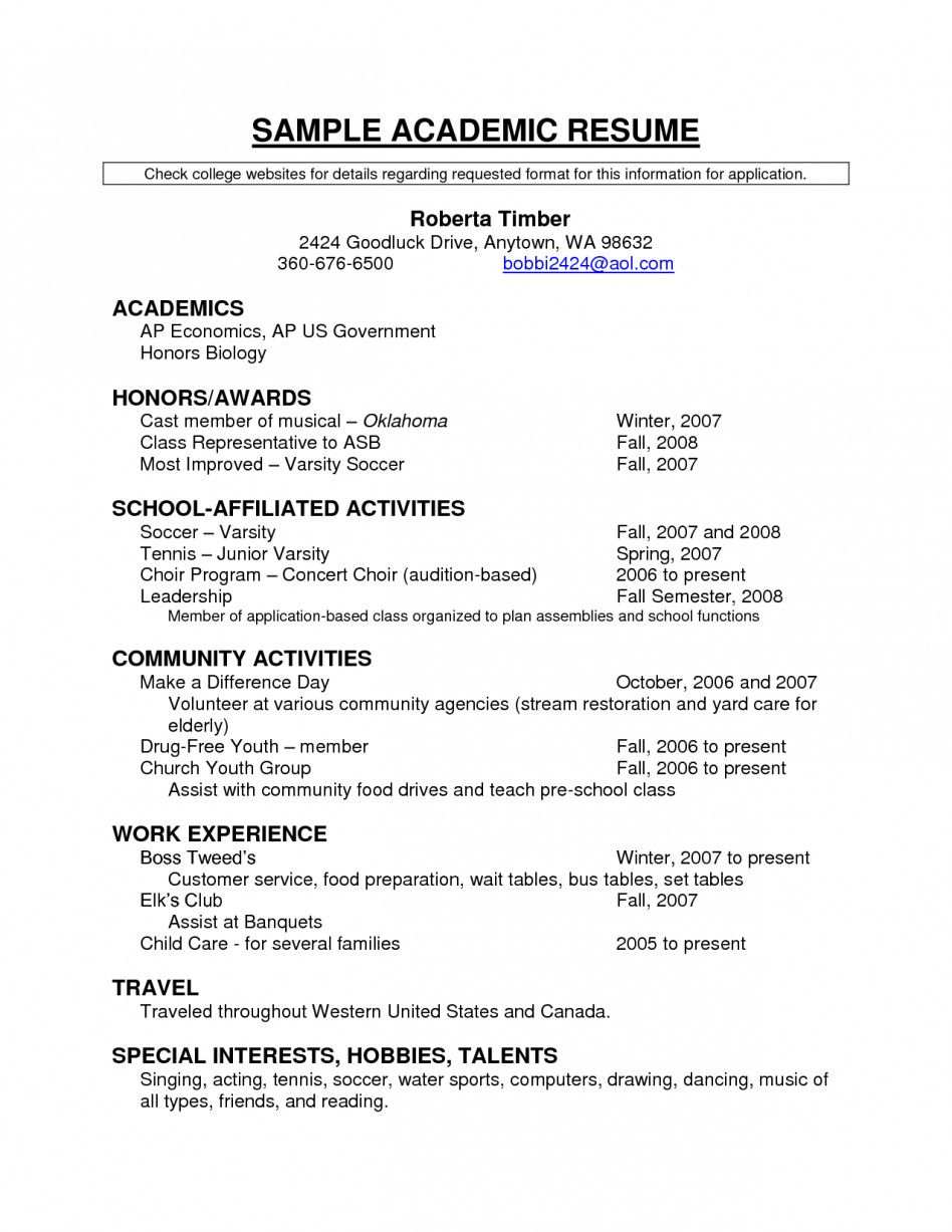 32 Awesome Honors and Awards Resume Examples in 2020