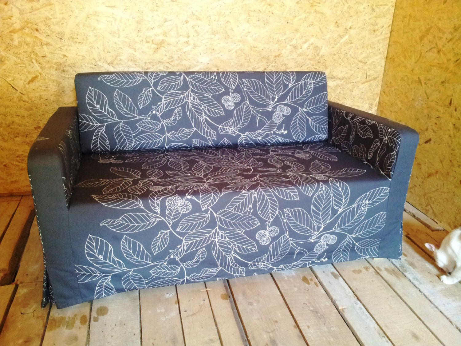 Slipcover For Solsta Sofabed From Ikea Strong By