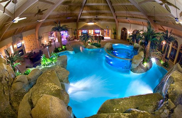 best indoor swimming pools collection providing clear inspirations amazing lagoon setting theme design for escape