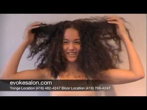 how to chemically straighten your hair permanently at home