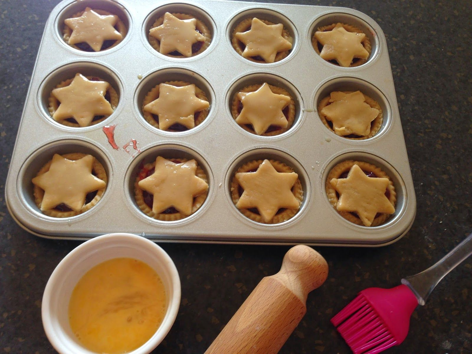 So i found this recipe in lorraine pascales fast fresh and easy so i found this recipe in lorraine pascale fast fresh and easy food recipe book i just love it as it is so simple and the jam tarts are forumfinder Image collections