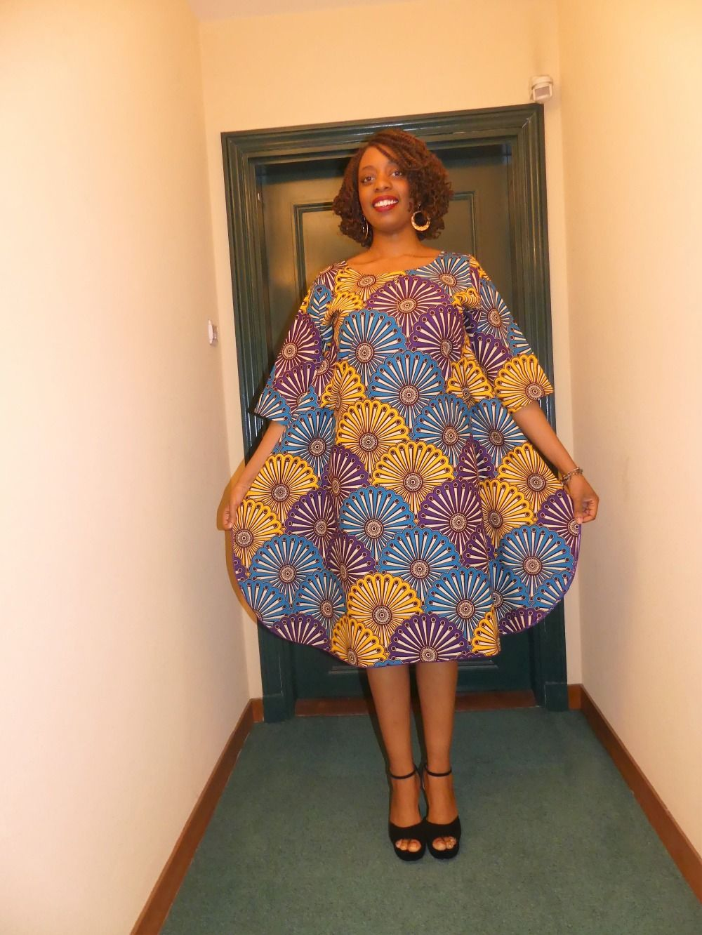 Model Pagne Africain | Styles vestimentaires africains, Robe africaine