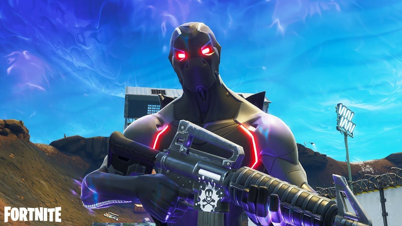 Season 4 Alpha Omega Squad Fortnite Battle Royale Omega Skin
