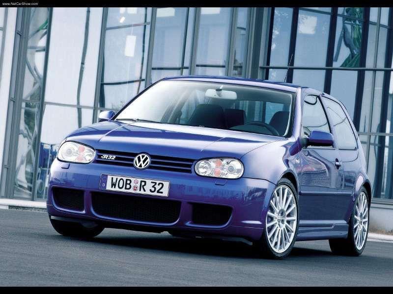 Still Want This Car 2002 Vw Golf R32 In Jazz Blue Voiture