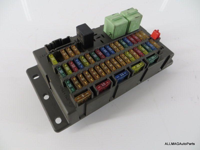 2005 mini cooper fuse box 2002-2005 mini cooper interior fuse box 18 61136906600 r50 ... 2009 mini cooper fuse box diagram #7