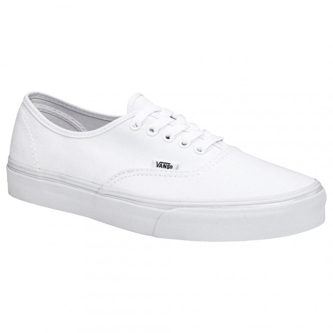 Vans Authentic chaussures de ville en toile homme - Blanc en 2021 ...