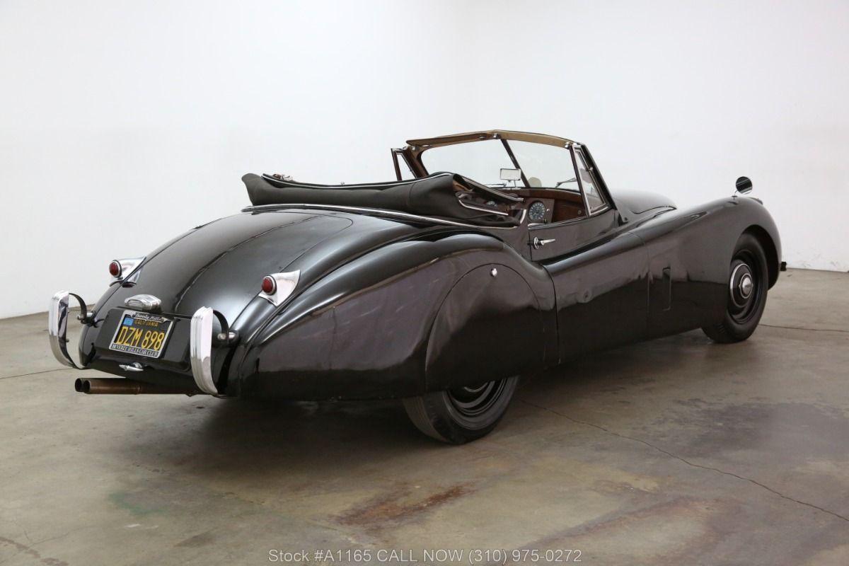 1953 Jaguar Xk120 Drophead Coupe Beverly Hills Car Club In 2020 Jaguar Xk120 Jaguar Beverly Hills Cars