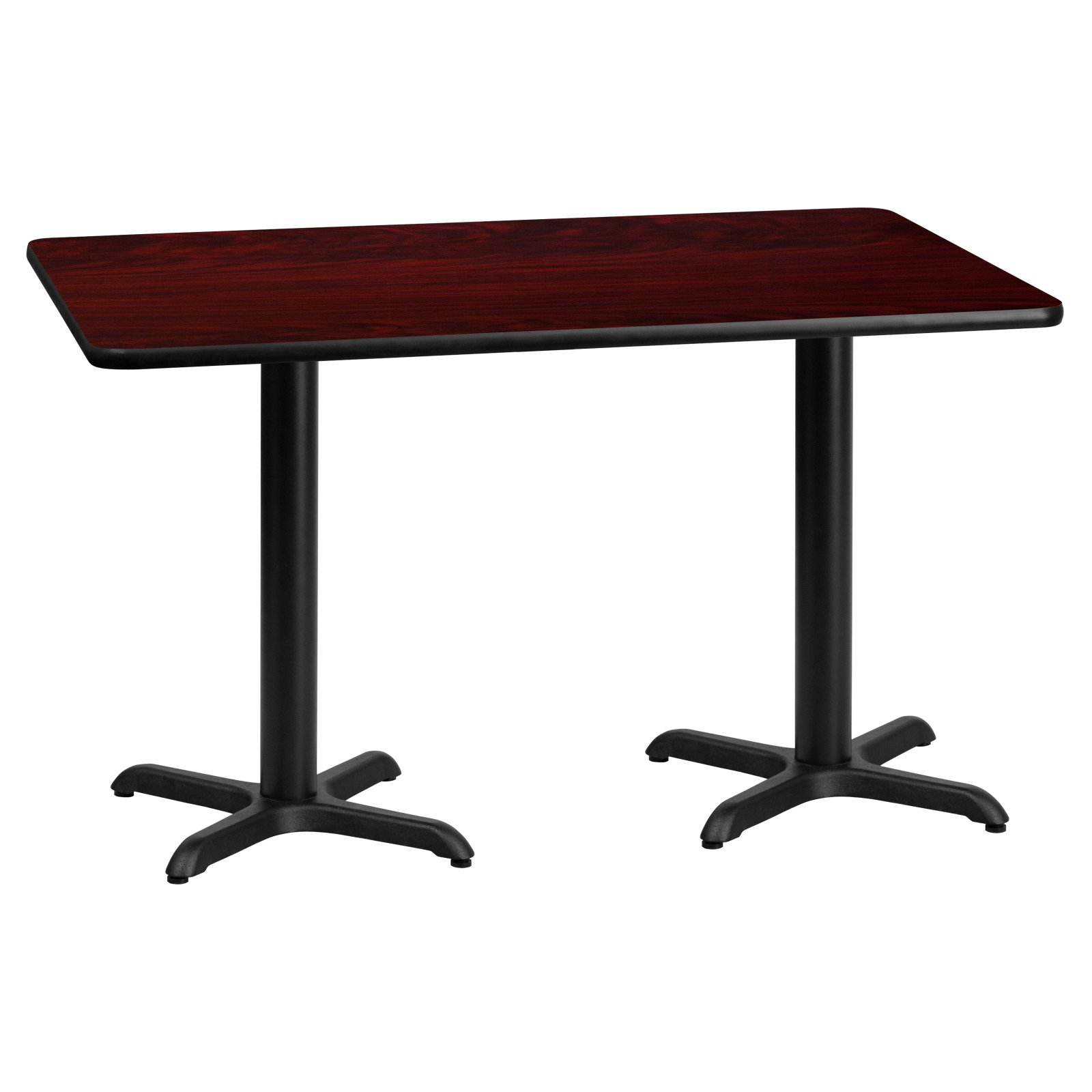 Flash Furniture 30 X 60 In Rectangular Laminate Dining Table With