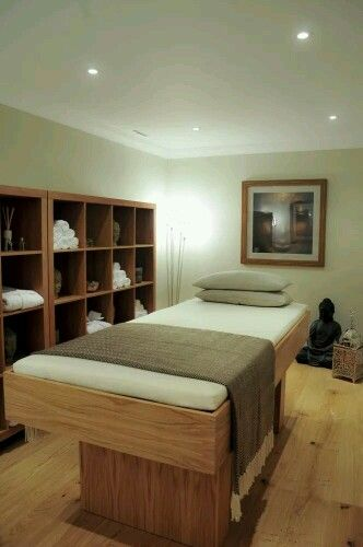 Cabina masaje deco estetica pinterest cabina masaje - Decoracion zen salon ...