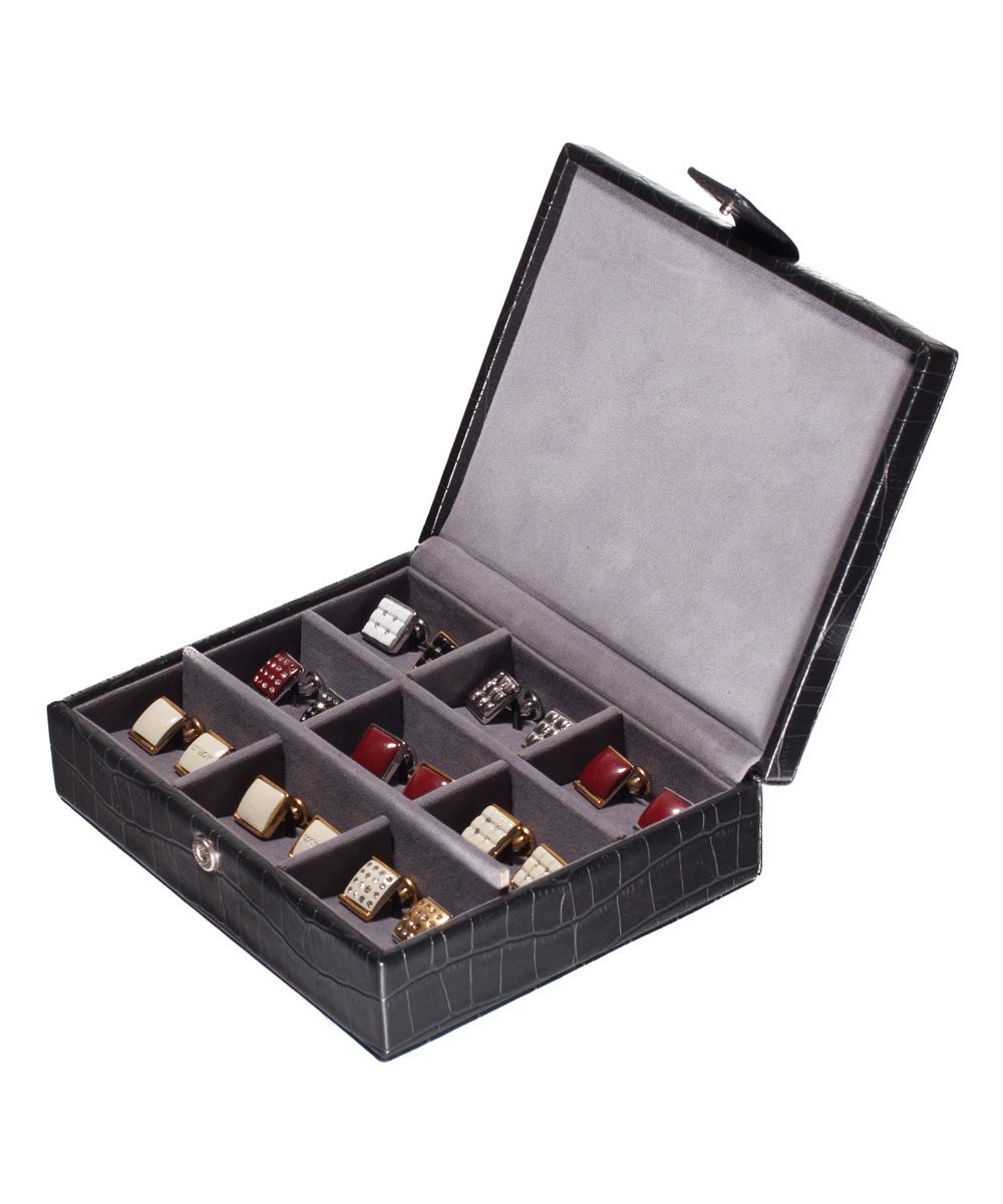 Cuffed Up Leather Storage Box | Storage boxes and Products