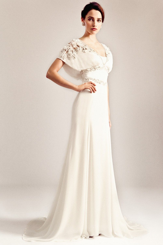 1970s wedding dress  Alice Temperley London FW   Dresses  Pinterest  Alice
