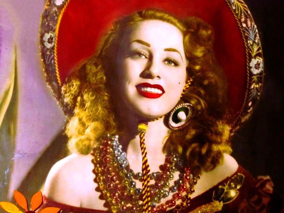 Rosita Fornes En La Epoca De Oro Del Cine Mexicano Epoca De Oro Eres Una Gran Mujer Divas