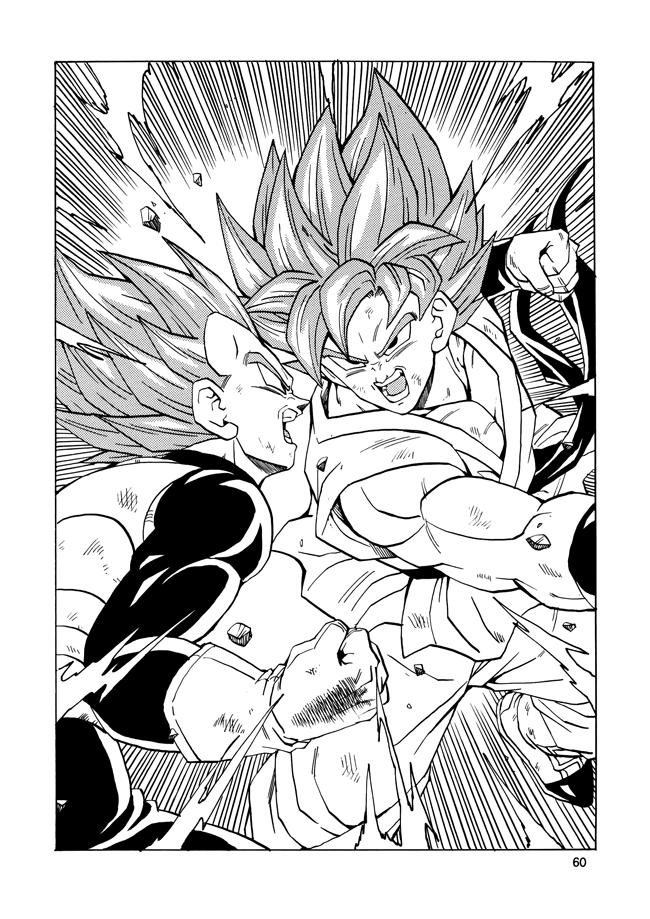 Fan Manga Dragon Ball Z Les Meilleurs Doujinshi Sur Dragon