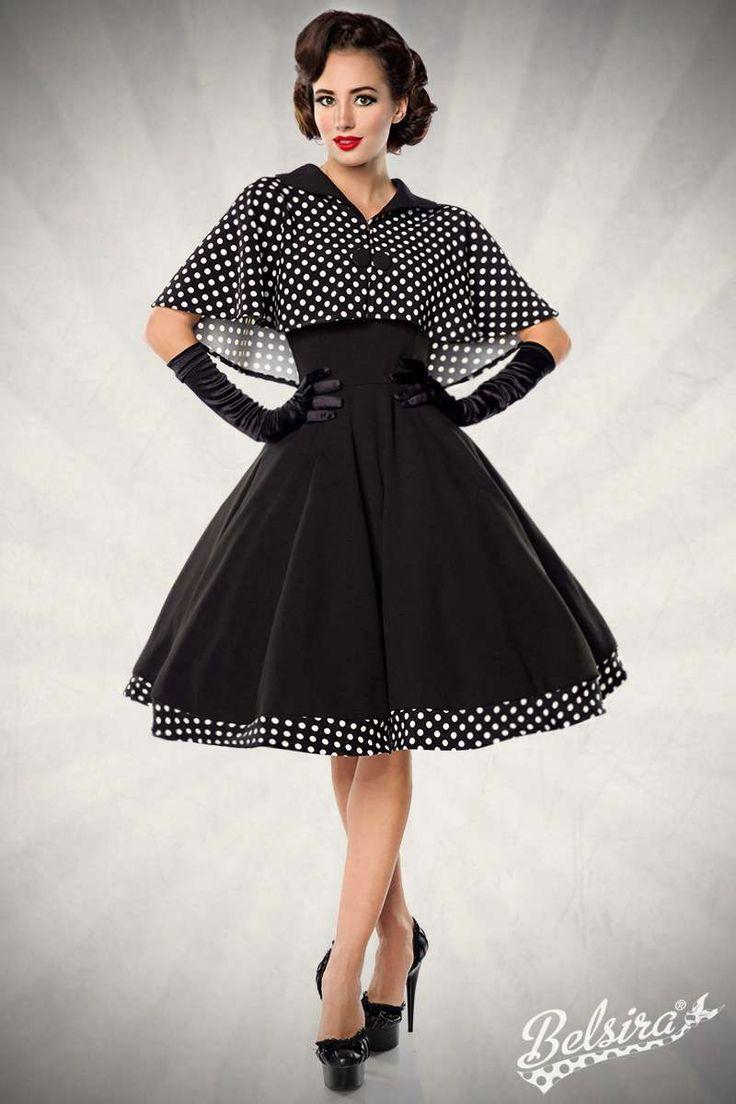 Pin Auf 50er Jahre Mode