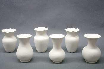 Bisque Small Vase Assortment From Chesapeake Ceramics Small Vase Large Vase Vase
