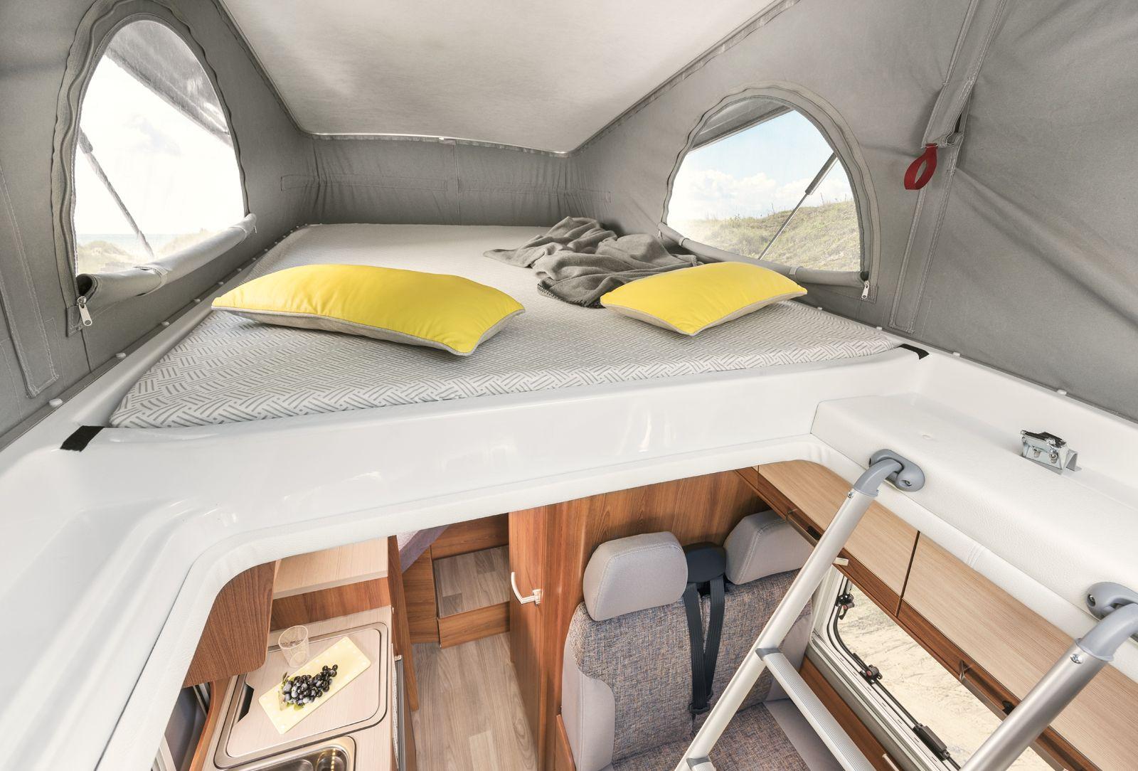Wohnmobil Kastenwagen 5 Meter