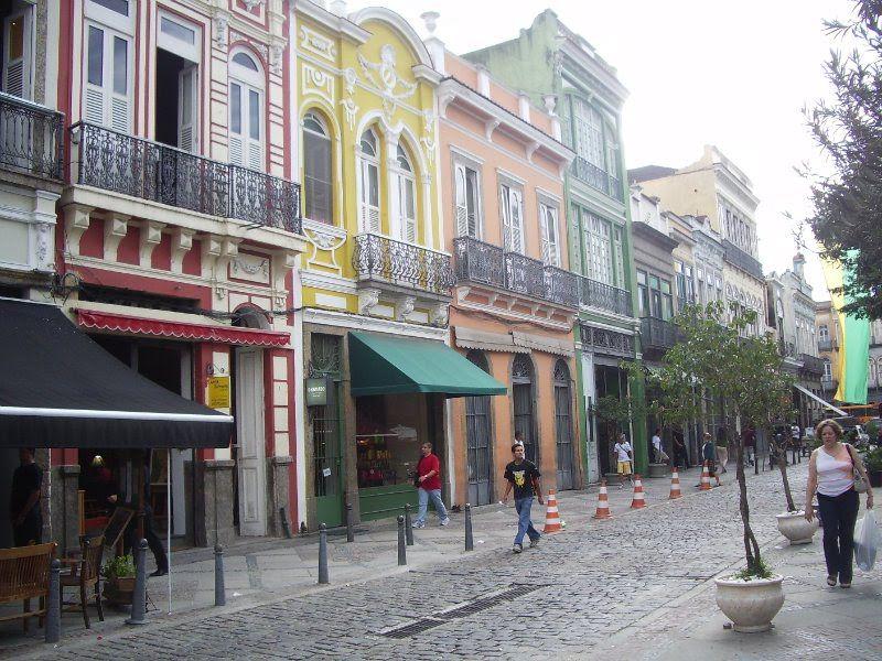 Rio De Janeiro Brasil Ruas Lapa Centro Historico Com Imagens