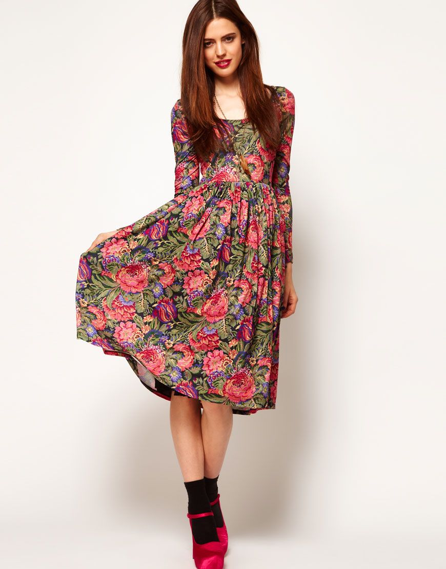 269a7cecae320 Floral Dress for Women