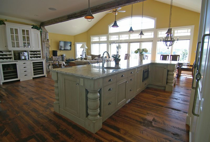20 Gorgeous Kitchen Cabinet Design Ideas Beautiful kitchen