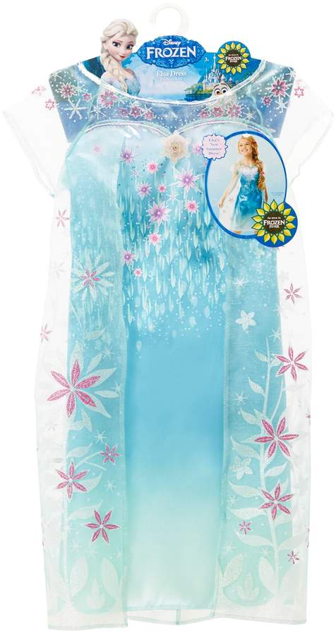 Disney\u0027s Frozen Fever Elsa Costume Dress - Girls Products - frozen halloween decorations