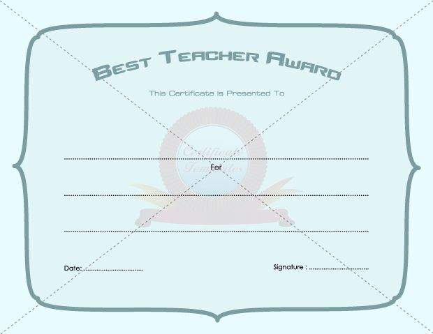 Certificate templates - Free Printable Certificate Templates - best of download certificate of appreciation