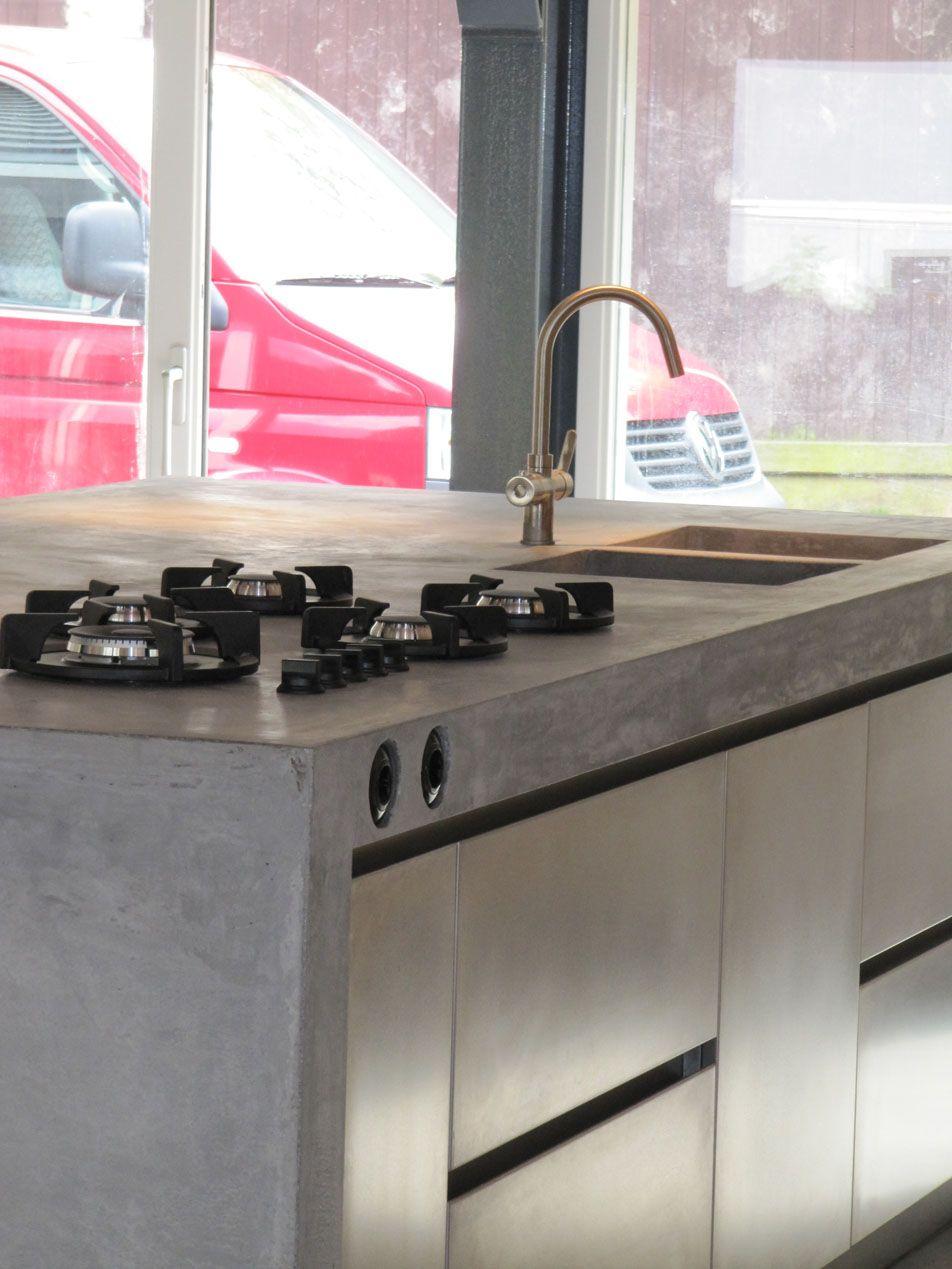 Pitt cooking is toe te passen in bladen van o.a. graniet, beton en ...