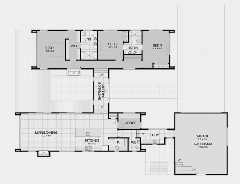 David Reid Homes Pavilion 3 Specifications House Plans Images
